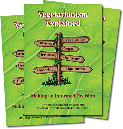 Vegetarianism Explained Book